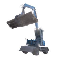 Pelle industrielle MHL434 F Fuchs
