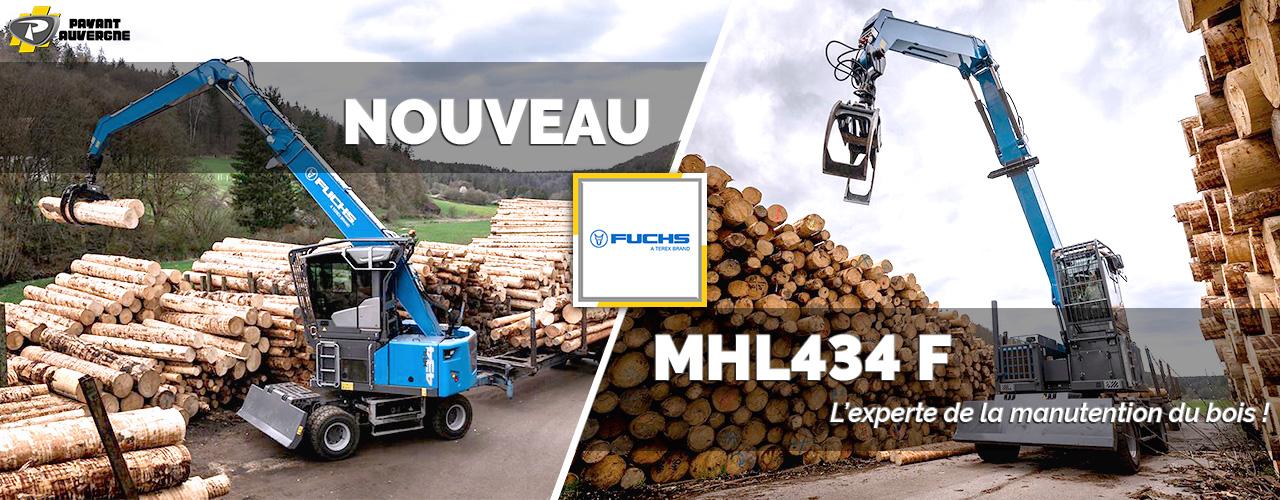 NOUVELLE MHL434 F