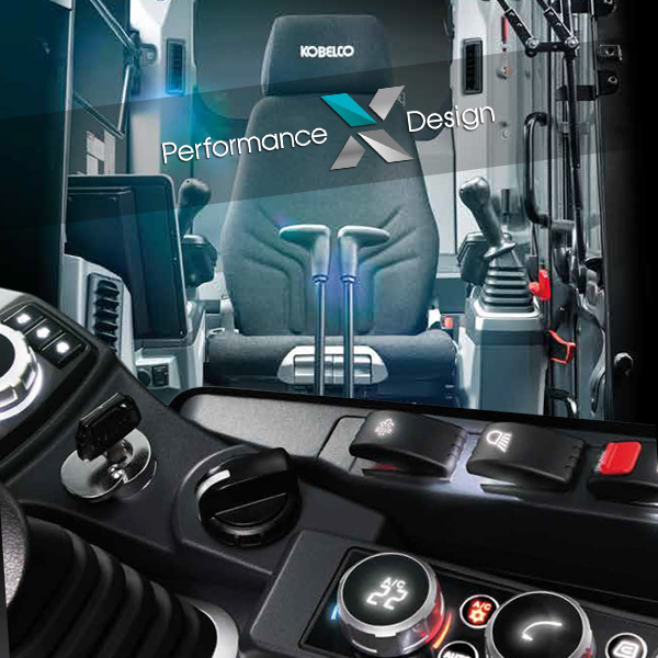 Pelle sur chenilles SK500LC-11 : l'élégance au service de la performance