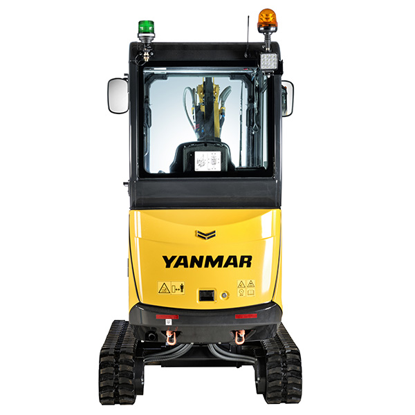 Mini pelle SV17VT Yanmar