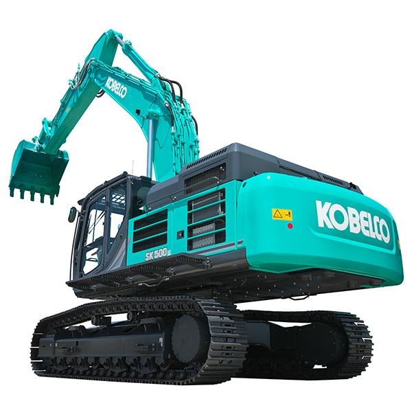 Pelle sur chenilles SK500LC-11 Kobelco